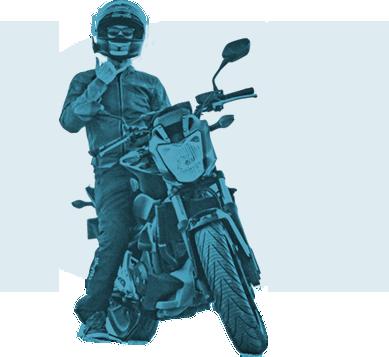 Viele <strong>Angebote für Motorradfahrer!</strong> Hotel San Francisco